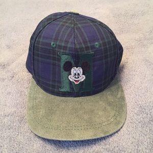 Vintage 90s Mickey Mouse adult SnapBack